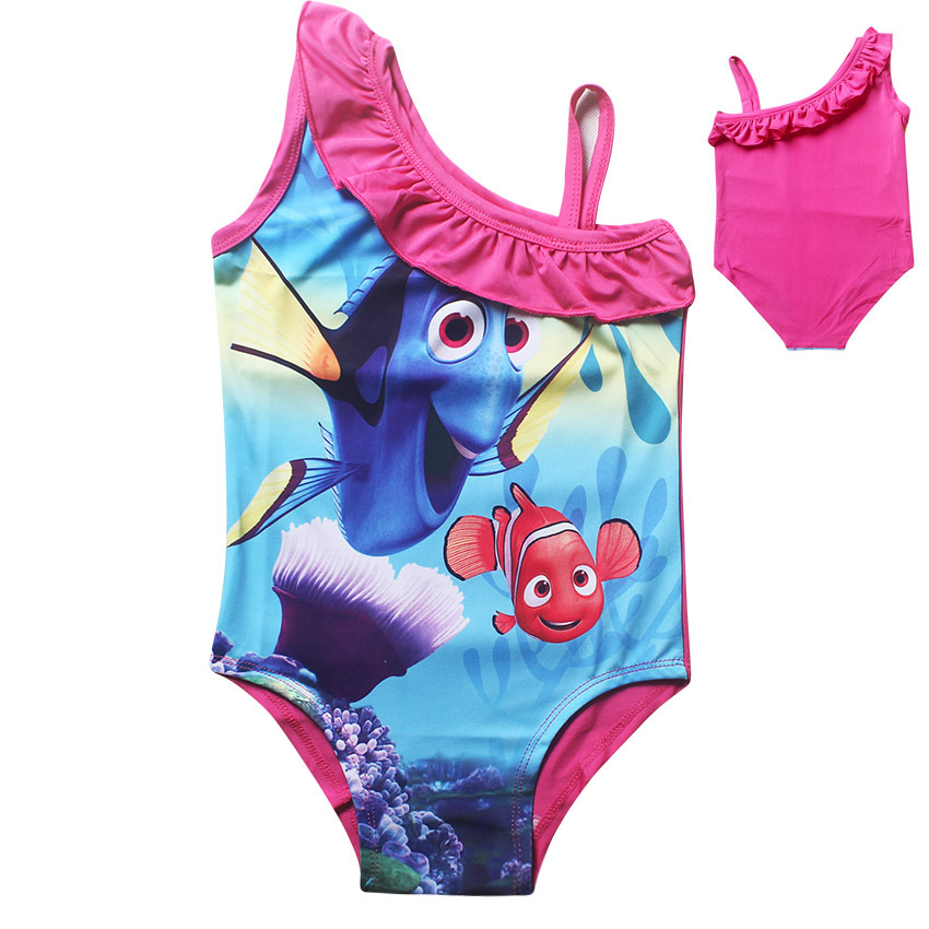 Finding Dory Nemo Girls Swimsuit Swimwear Baby//Toddler//Little Kid