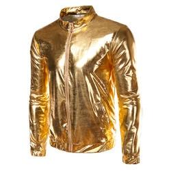 New party halloween cool men s gold silver jacket coated metallic night club hip hop zip.jpg 250x250