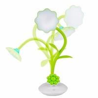 Sun flower Desk lamp LED Table Lighting Bracket Lamp USB Learning Reading Lamp Decorate Children Gift