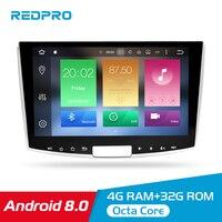 4GRAM Android 8.0 Car Stereo Multimedia Play For Volkswagen Passat B6 B7 CC Magotan 2013 2015 GPS Navigation headunit Auto radia
