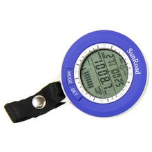 Fishing Barometer Multi-function LCD Digital Outdoor Fishing Barometer Altimeter Thermometer Free shipping