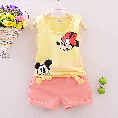 Summer-Cute-Cartoon-2PCS-Kids-Baby-Girls-Floral-Vest-Top-Shorts-Pants-Set-Clothes-Girls-Clothing-Sets-2