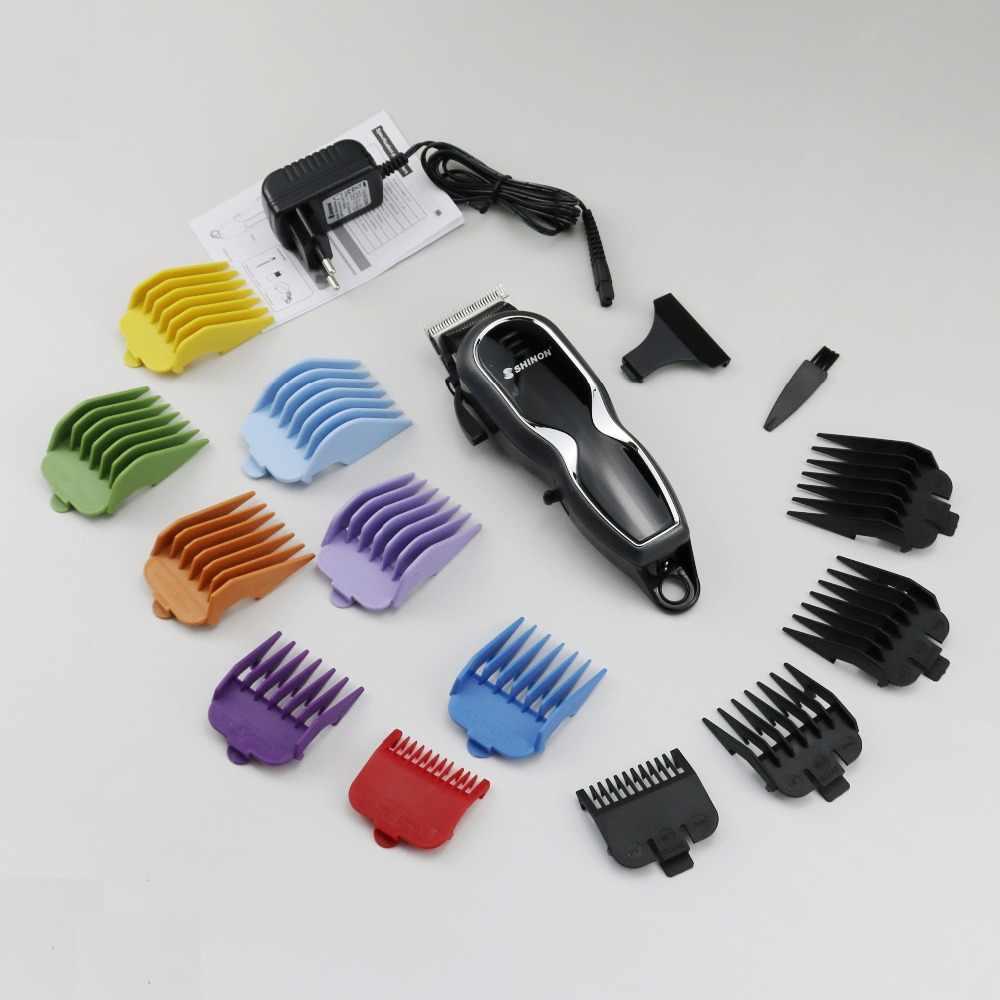 Профессиональная машинка для стрижки волос для мужчин триммер для волос электрическая машинка для стрижки Машинка для стрижки волос Стрижка Парикмахерская беспроводной салонный инструмент