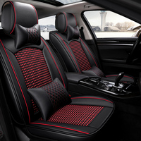 Good quality! Full set car seat covers for Audi A3 2018 2012 comfortable breathable seat covers for A3 2017,Free shipping