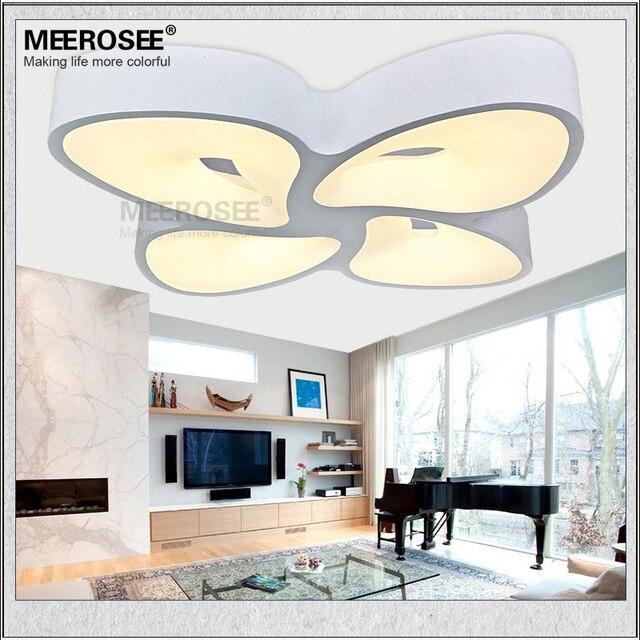 Windmühle Ideen LED Deckenleuchte Lampe Weiß Metall Basis Glanz ...