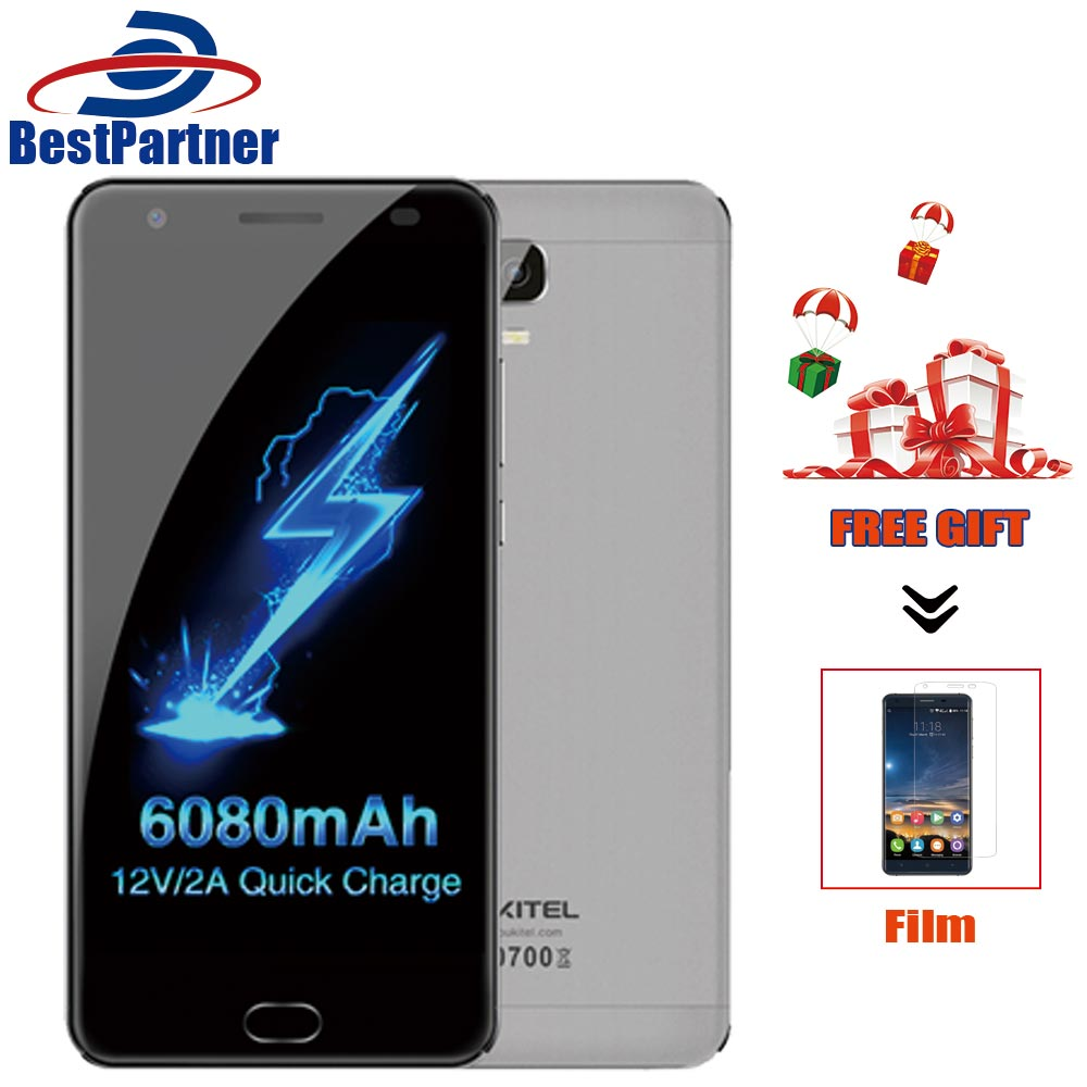 Original Oukitel K6000 Plus 4G LTE Mobile Phone MTK6750T Octa Core 4GB 64GB 5 5 FHD