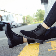 Fashion Retro Military Combat Men Boots High Top Working Shoes For Men Black Male Army Military Boots Outdoor Trekking Boots zero more army boots men high military combat boots metal buckle punk mid calf male motorcycle boots zipper men s shoes parade
