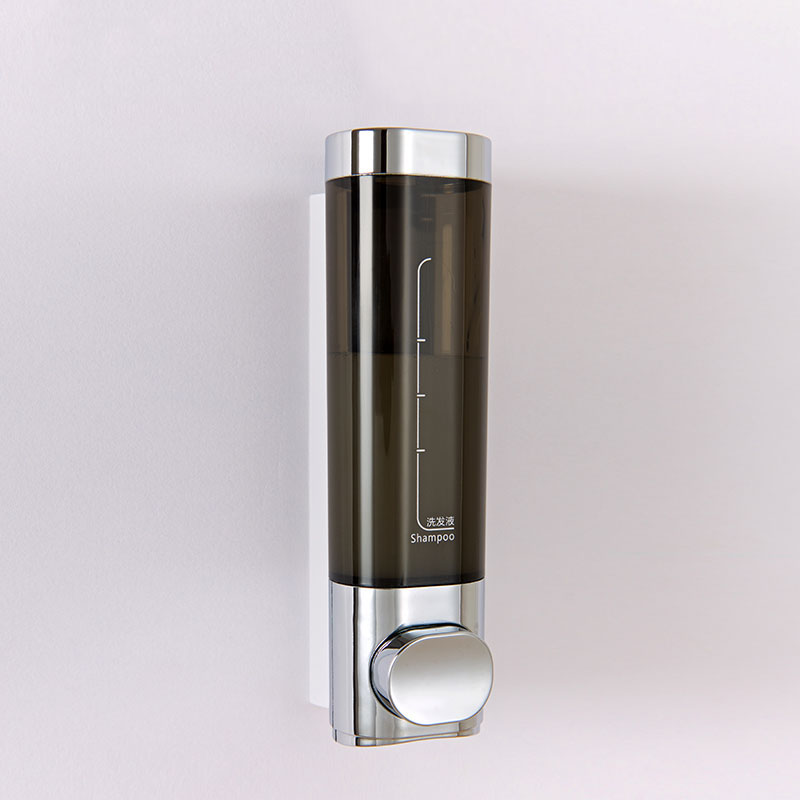 Hotel bathroom hand soap dispenser wall mounted liquid for Liquid soap dispenser for bathroom