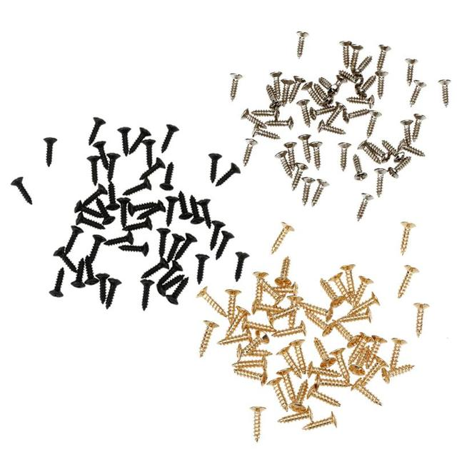 Bass Guitar Screws Set