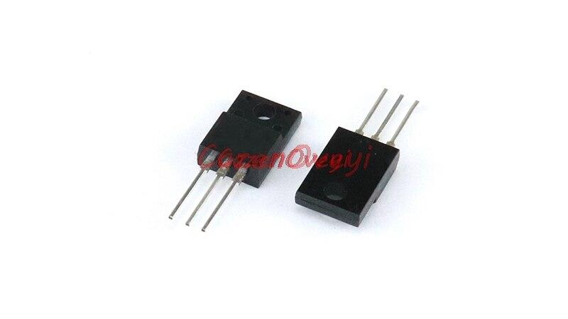 5pcs/lot FDPF7N60NZ 7N60NZ TO-220F 600V 6.5A