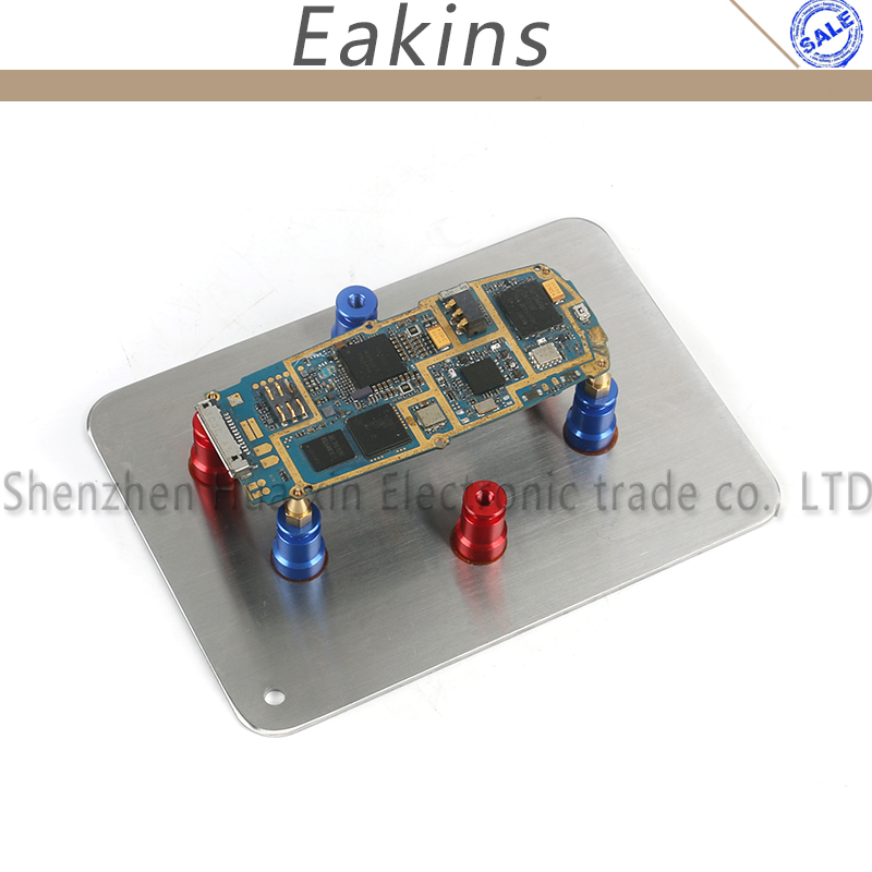 free shipping stainless steel cell phone pcb repair holder platform rh 13orb ru