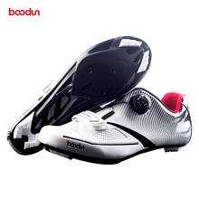 Road Mountain Cycling Shoes Men Women Self-locking Non-slip Bike Bicycle Shoe Women Men MTB Road Racing Riding Bike Shoes boodun breathable mountain cycling shoes leisure sports outdoor mtb road bike bicycle lock riding shoes women