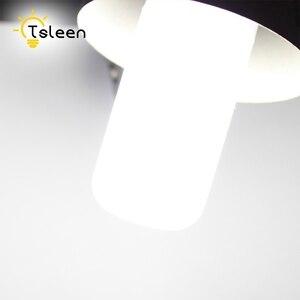 Image 3 - TSLEEN 1PC NOVO Milho LED Lâmpada E27 E14 GU10 G9 B22 7W 9W 12W 15W 20W 25W Levou Luz AC 220V Lâmpada Led Lustre Luz Spotlight
