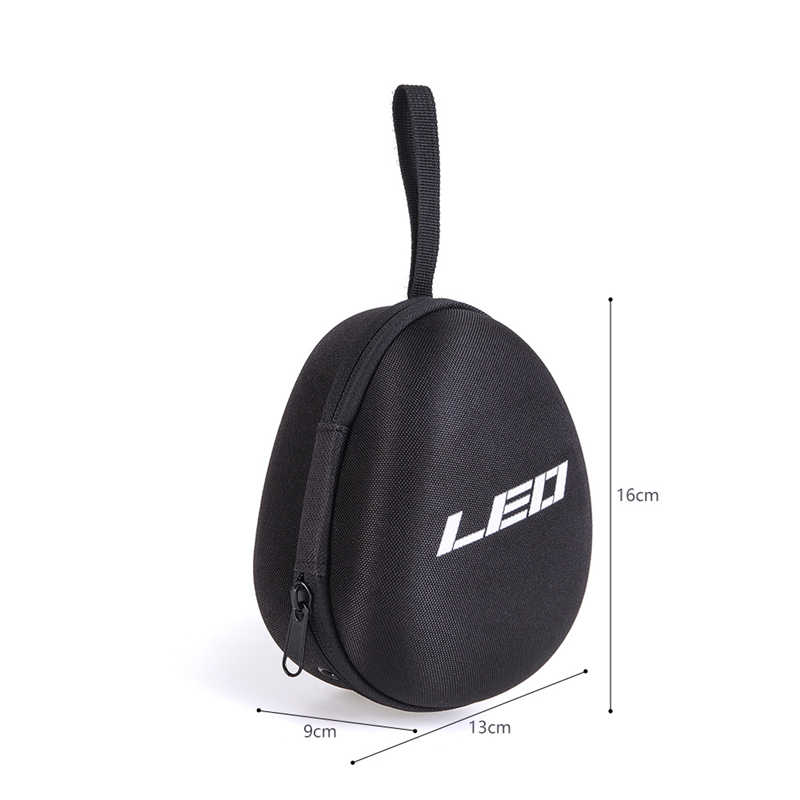 18 New Upscale Fishing Reel EVA Protection Storage Box Multifunction Carry Travel Gadget Bag Hard Drive Pen Medical Organizer