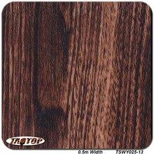 TSWY025 13 10m*0.5m New Pattern Wood Grain Hydro Graphic Water Transfer Printing Film