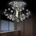 Venda quente moderna lustre de cristal projeto Dia 15 * H7cm luster vidro mini lâmpada levou para casa 100% Garantido Livre grátis