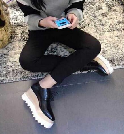 Dropshipping Best Selling European Designer Short Heel 6 5cm Wedge Shoes Fashion font b Women b