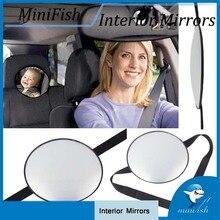 Accessori Per auto Registrabile Del Bambino Bambini Monitor Auto di Sicurezza Facile Da Vista Sedile Posteriore Specchio di Automobile Del Bambino Specchietto Retrovisore Interno Specchi