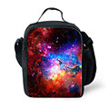 New Design Galaxy Star Prints Thermal Lunch Bag Lancheira Adult Carry Storage Picnic Food Bag Women Keep Warm Container Food Bag