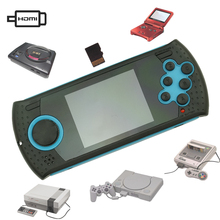 Retro Handheld Game Player Console for PS1 Emulator Snes Nes Games Support TF Card HDMI Output Gift Kids