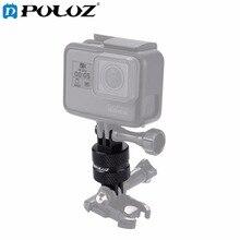 PULUZ For Go Pro Accessories 360 Degree Rotation CNC Swivel Pivot Arm Tripod Mount for GoPro HERO5 /4 /3+ /3 /2 /1 Cameras