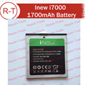 inew i7000 Battery 100% Original 1700mAh Mobile Phone Battery Replacement Backup Battery for inew i7000 Smart Phone