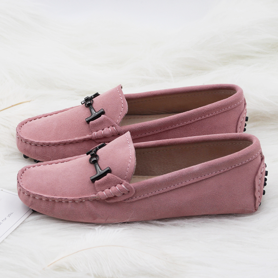 MIYAGINA 100% Genuine Leather Women Shoes 2019 New Women Flats Spring Flat moccasins Woman Casual Shoes 14 Colors Size 34-40MIYAGINA 100% Genuine Leather Women Shoes 2019 New Women Flats Spring Flat moccasins Woman Casual Shoes 14 Colors Size 34-40