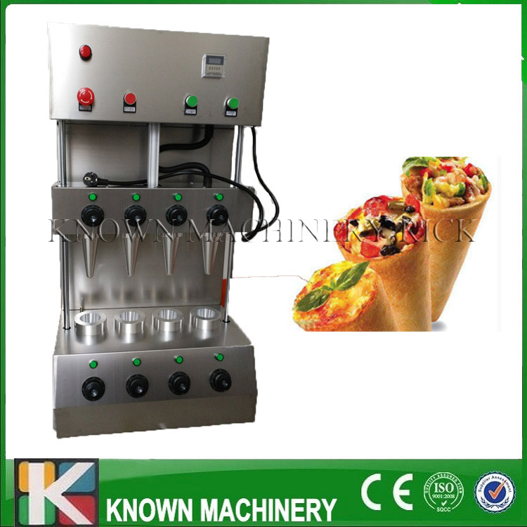 Factory price Pizza cone oven Pizza cone machine Pizza vending machines for sale commercial used easy operation kono pizza cone making machine 2400w umbrella cone pizza 110v 220v stainless steel material
