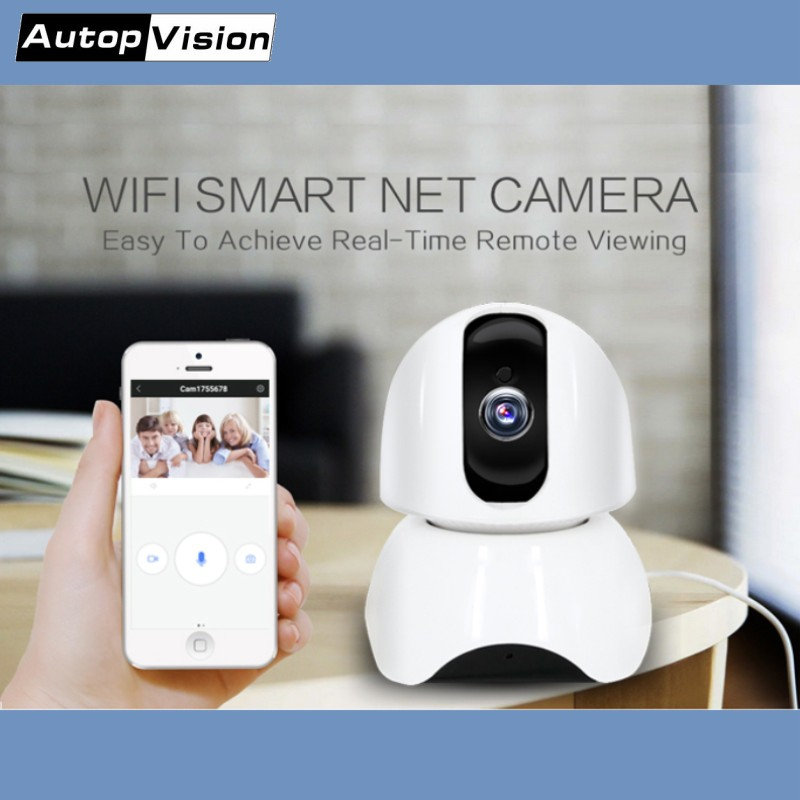2018 New ptz robot wifi ip camera X3 1080P P2P Smart Baby Monitor with 433 MHZ alarm system IR Night Vision Two Way Audio