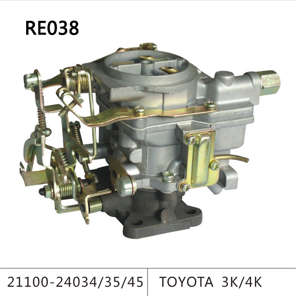 carburetor fortoyota 3k 4k 21100 24034 35 45 carb in carburetors rh aliexpress com Toyota 4.0 V8 Engine Toyota 20R Engine