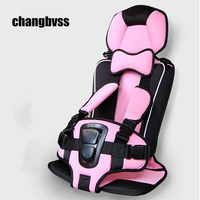 Boys And Girls Car Child Seat Portable Infant Car Seat Booster Car Seats For Toddlers Suitable