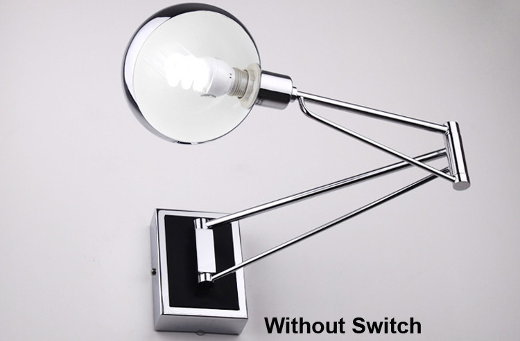 Moderno led lampade da parete semplice lampada da parete comodino