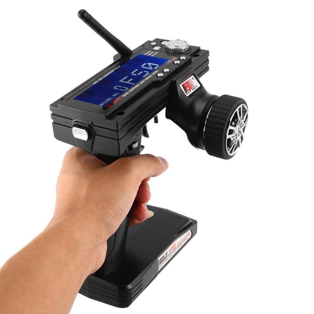 FS-GT3B 2,4g 3CH RC Boot Control Gun Sender TX Empfänger Für Radio Control Modelle Hohe Empfänger Empfindlichkeit RC Auto RC Boot