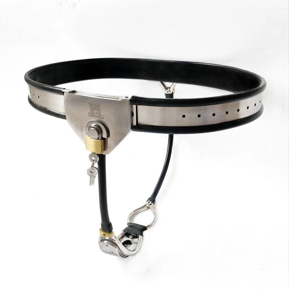 Belt female chastity Obedience Training