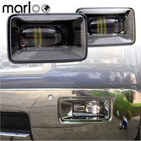 Marloo Plug And Play For 2015 2016 2017 2018 Ford F150 Project Led Fog Lights