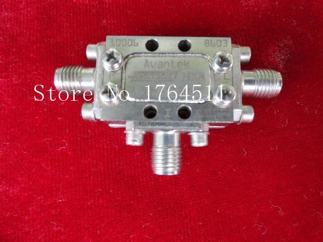 [BELLA] AVANTEK DBX-158H 8-18GHz SMA RF RF Coaxial Double Balanced Mixer