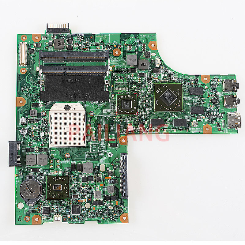 PAILIANG Laptop motherboard for DELL 15R M5010 PC Mainboard 0HNR2M 48.4HH06.011 full tesed DDR3 nokotion 48 4hh06 011 laptop motherboard for dell inspiron 15r m5010 cn 0hnr2m 0hnr2m hnr2m ati mobility radeon hd 4650