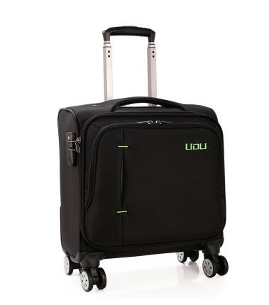 Travel Wheeled Rolling Luggage Suitcase Oxford Spinner Suitcases Travel Luggage Trolley Bags Men Business Travel  Bags On Wheels