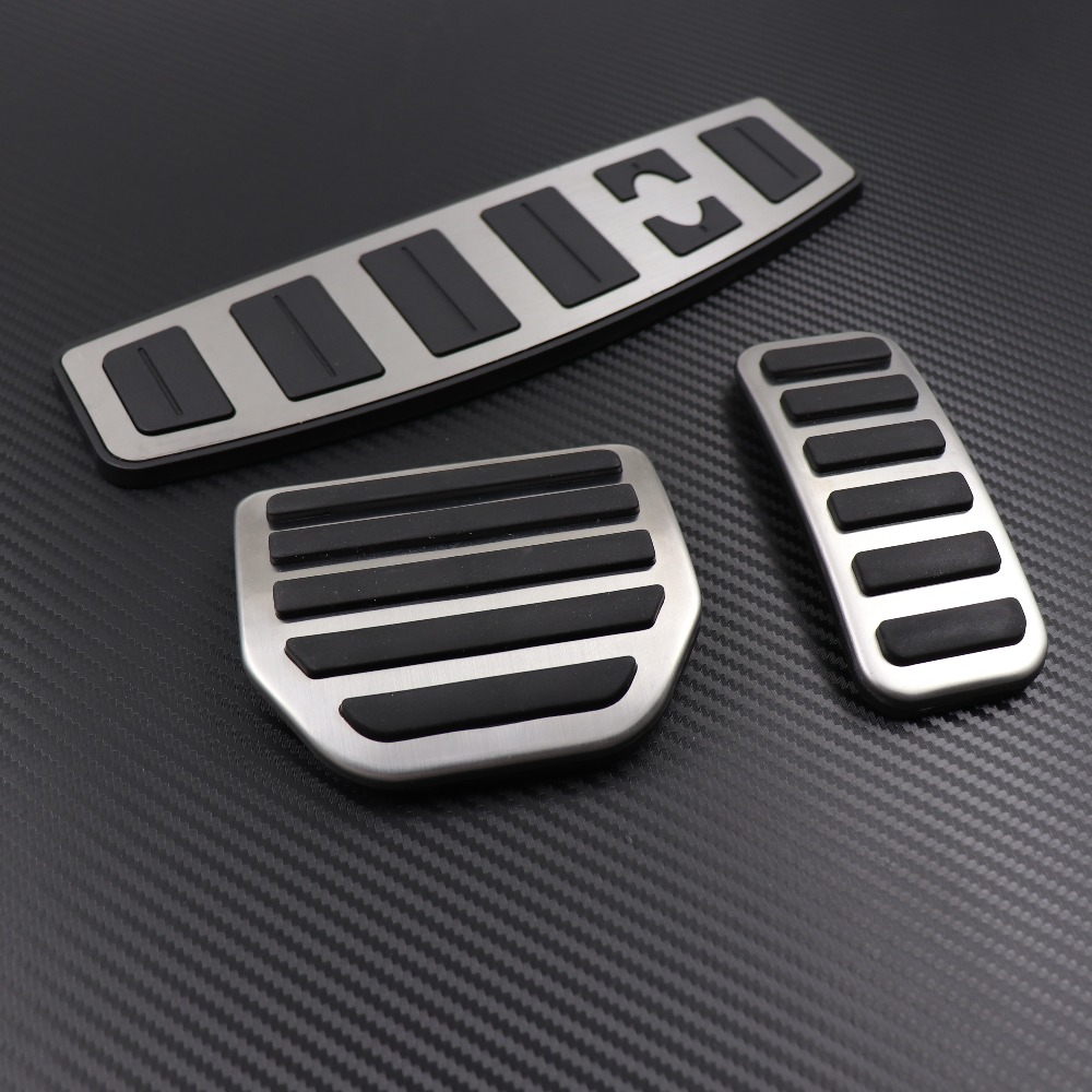 TTCR-II Car Accessory for Land Range Rover Sport/Discovery 3 4 LR3 LR4 Gas Accelerator Footrest Modified Pedal Pad Refit Sticker