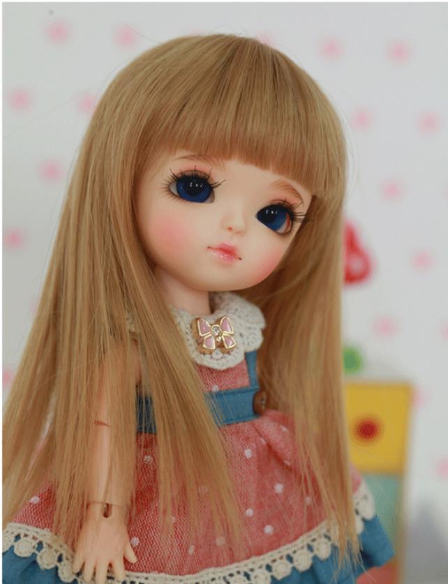 2019bjd doll1/8  Lumi  fashion doll high quality shop birthday gift free eyes-in Dolls from Toys & Hobbies    1