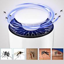 Electronics Pest Control Electric Anti Mosquito Killer Lamp Mosquito Trap LED Pest Catcher Insect Repellent Mosquito Trap