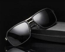 Designer polarized sunglasses men special Polygon design TR90 Super elastic UV400 polaroid sports driving Outdoor sun glasses