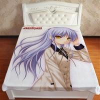 Anime Manga Angel Beats Sofa Bett Kind Erwachsene Decke Warme 001