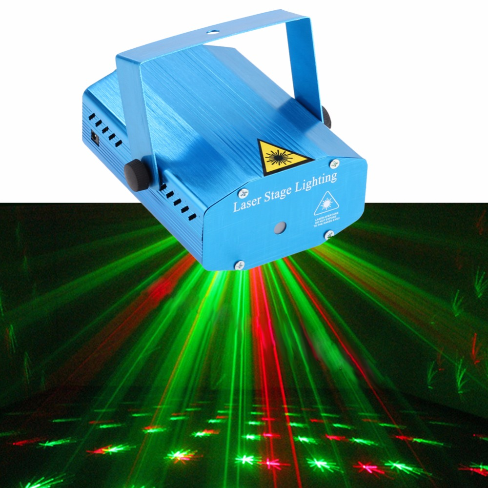 Wonderful R&G LED Laser Pointer Disco Stage Light Birthday Party Lighting Shower Decor Laser Projector Lamp with Mini Tripod diu wonderful r