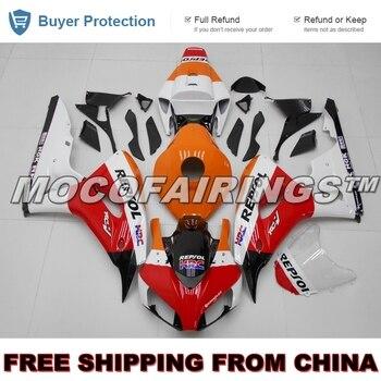 For Honda CBR1000RR 2006 2007 Motorcycle Fairing Kit 06 07 CBR1000 RR Bodywork REPSOL