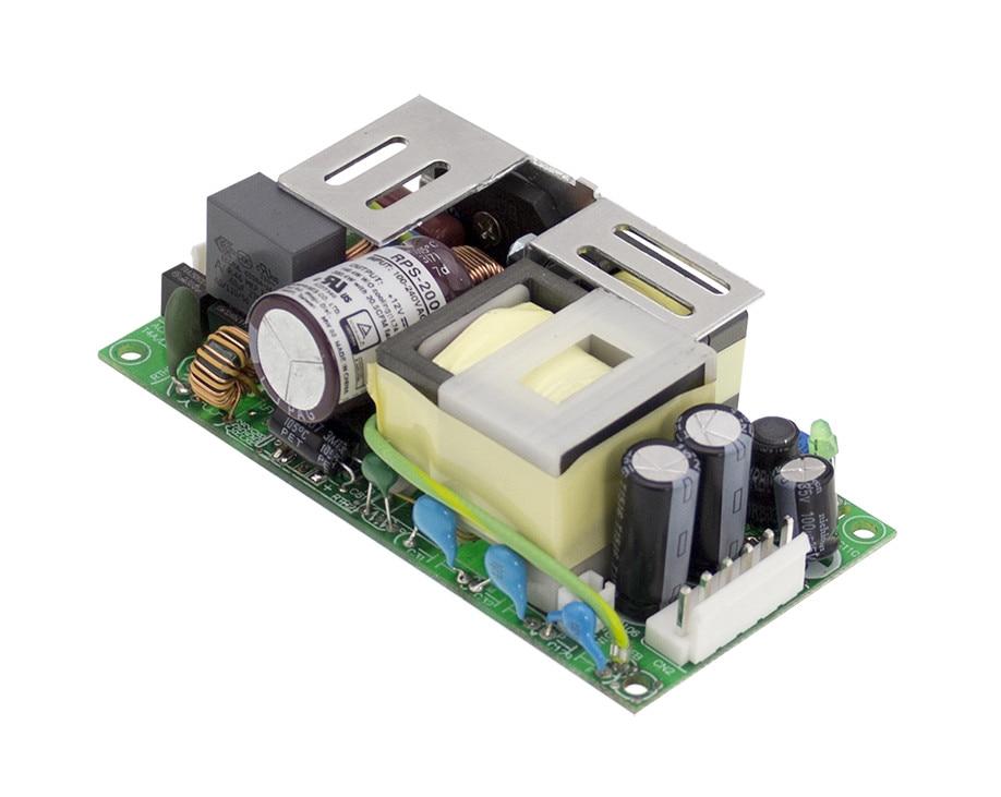 цена на MEAN WELL original RPS-200-12 12V 16.7A meanwell RPS-200 12V 200.4W Single Output Green Medical Type