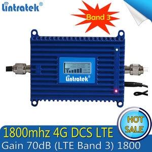 Image 3 - FreeShipping 4G LTE 1800 MHz الهاتف المحمول إشارة الداعم 2G DCS 1800 MHz مكرر إشارة هاتف محمول 4G مكبر للصوت