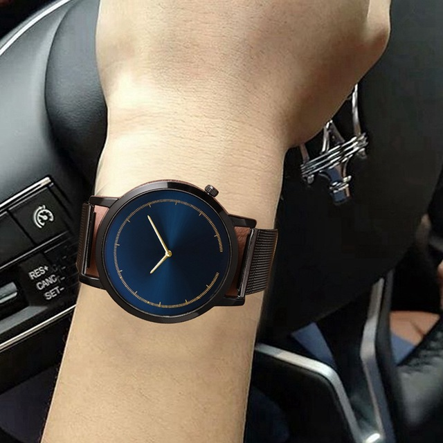 Reloj de marca de negocios para hombre 2019 relojes de lujo al por mayor