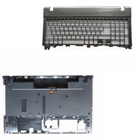 Laptop Bottom Base Case Cover Door Palmrest Keyboard For Acer Aspire V3 V3 551G V3 571G