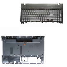 Laptop Bottom Base Case Cover Door&Palmrest keyboard For Acer Aspire V3 V3-551G V3-571G V3-571 Q5WV1 V3-531 V3-551G NEW